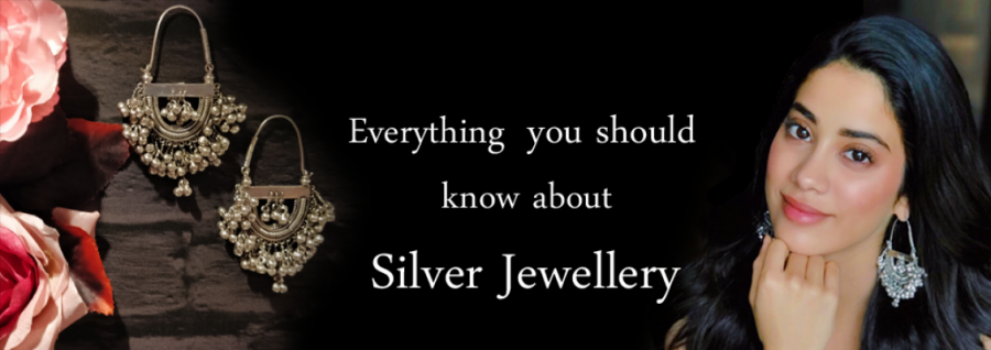 SILVER PALACE SILVER JEWELLERY COLLECTION