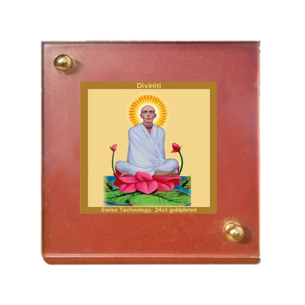 24K GOLD PLATED MDF 1B CLASSIC COLOR RAM THAKUR
