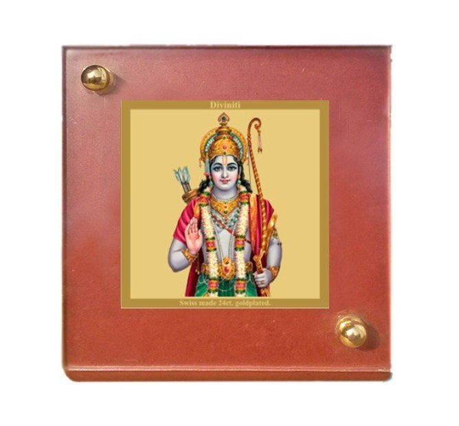 24K GOLD PLATED MDF 1B CLASSIC COLOR LORD RAM