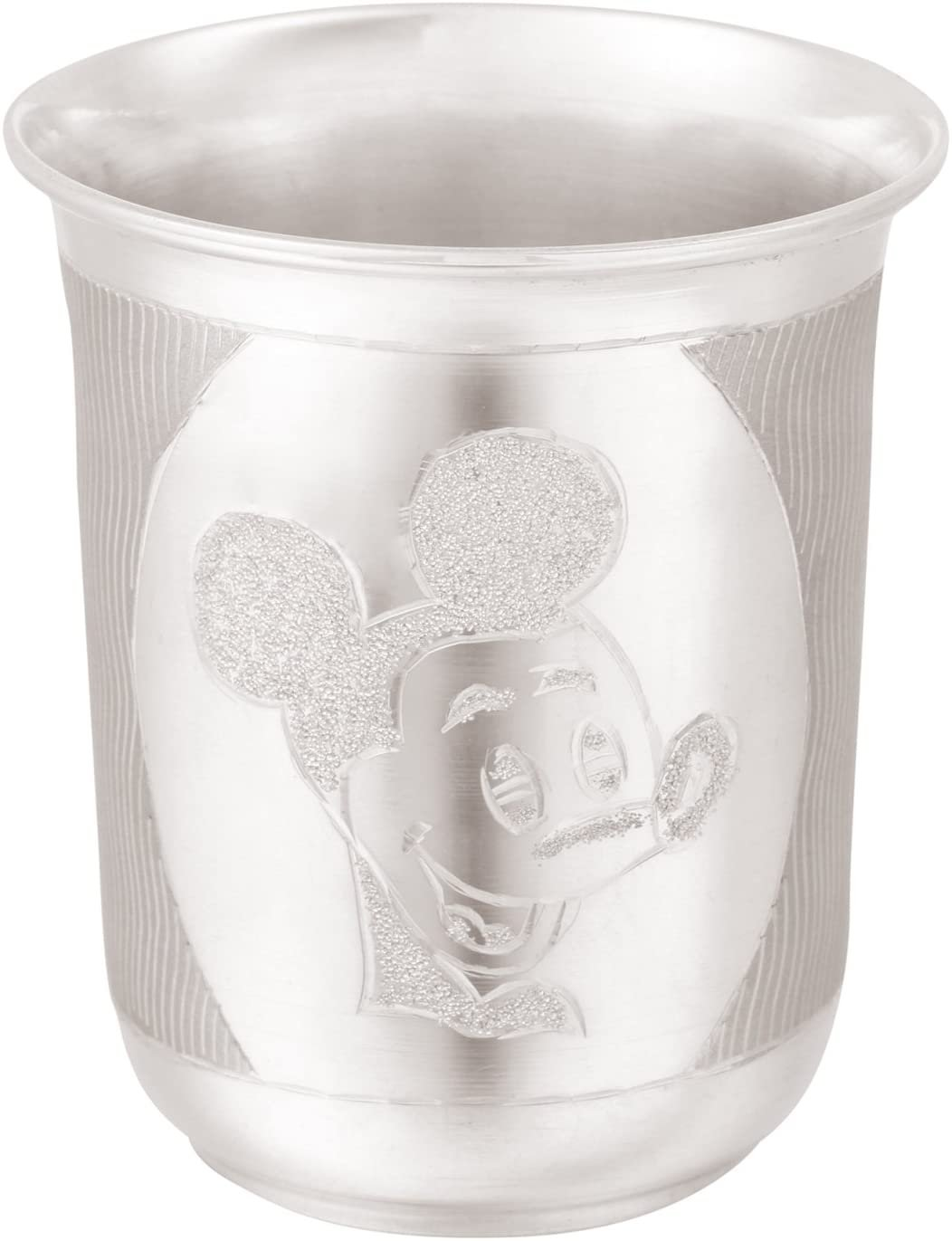 SILVER JUICE GLASSS FOR KIDS