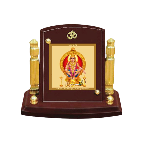 24K GOLD PLATED MDF 1B P+ CLASSIC COLOR AYYAPAN