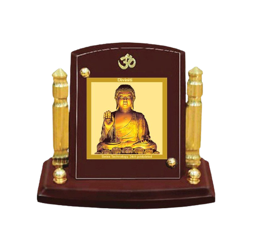 24K GOLD PLATED MDF 1B P+ CLASSIC COLOR BUDDHA