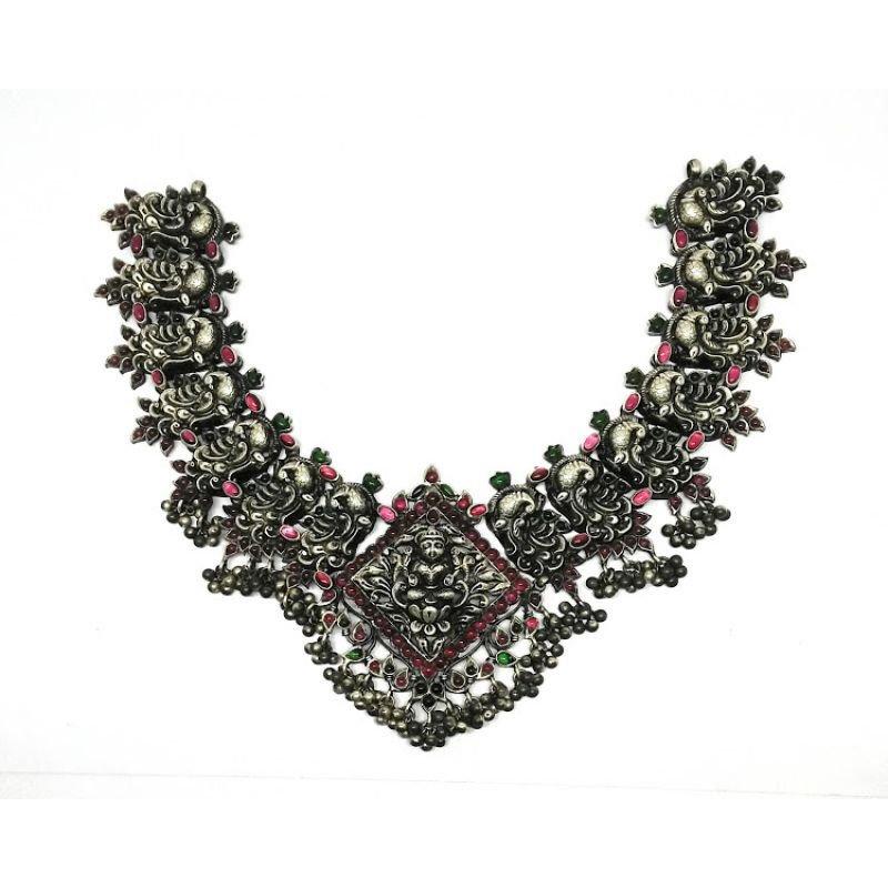 Flower Choker Necklace for Girls