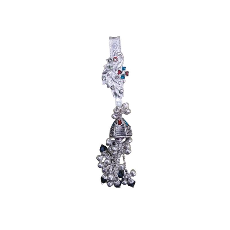 Sterling Silver Waist Keychain  for Women