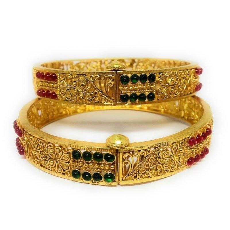 Wedding Bracelet Bangle Set  for Girls and Women