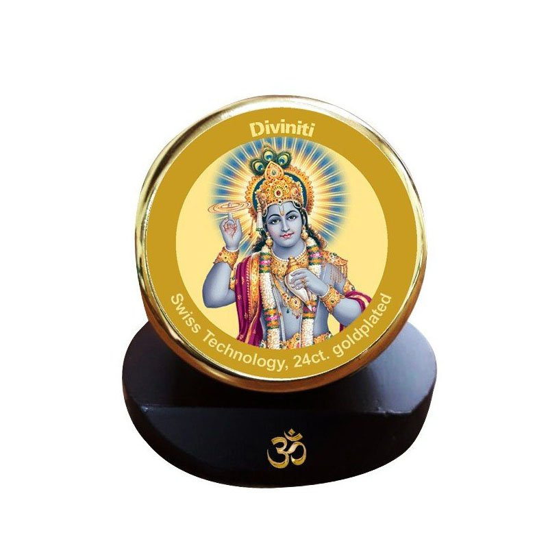 24K GOLD PLATED MCF 1C GLD CLASSIC COLOR NARAYAN
