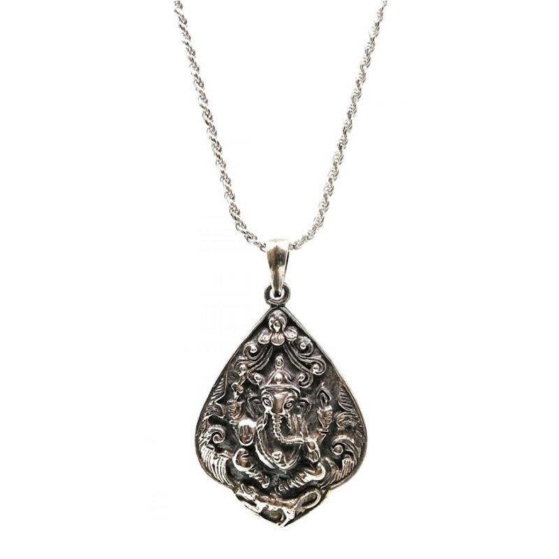 SILVER STERLING CHAIN NECKLACE FOR MEN & WOMEN