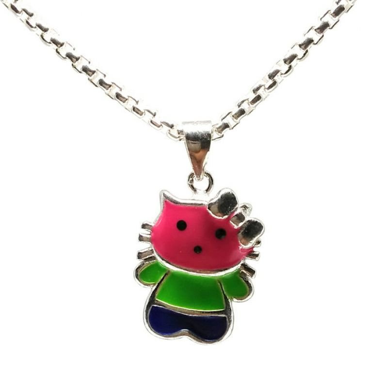 Daily Wear Kids Chain Long Pendant Necklace