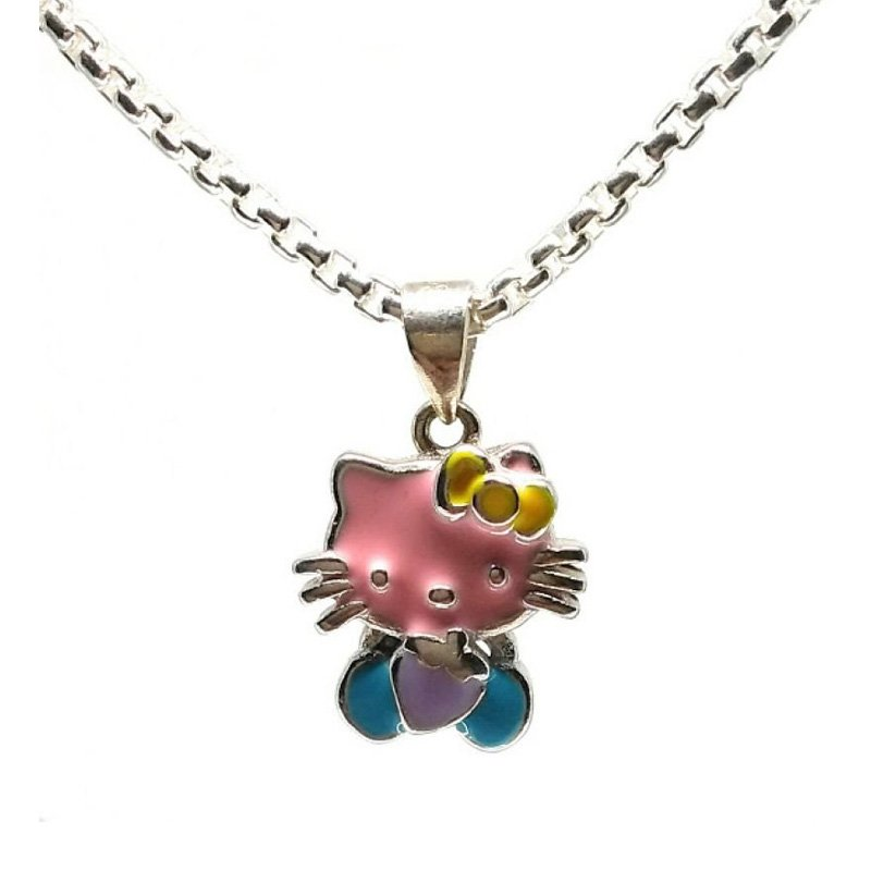 Necklace for Kids Korean Fashion Sweet Lovely Variety of Styles Necklace Jewelry Kids Gift