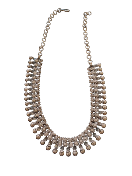 ANTIQUE SILVER NECKLACE FOR  WOMEN