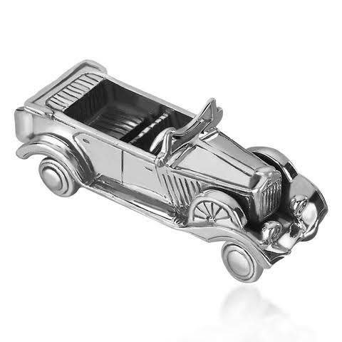 92.5 PURE SILVER ANTIC CAR