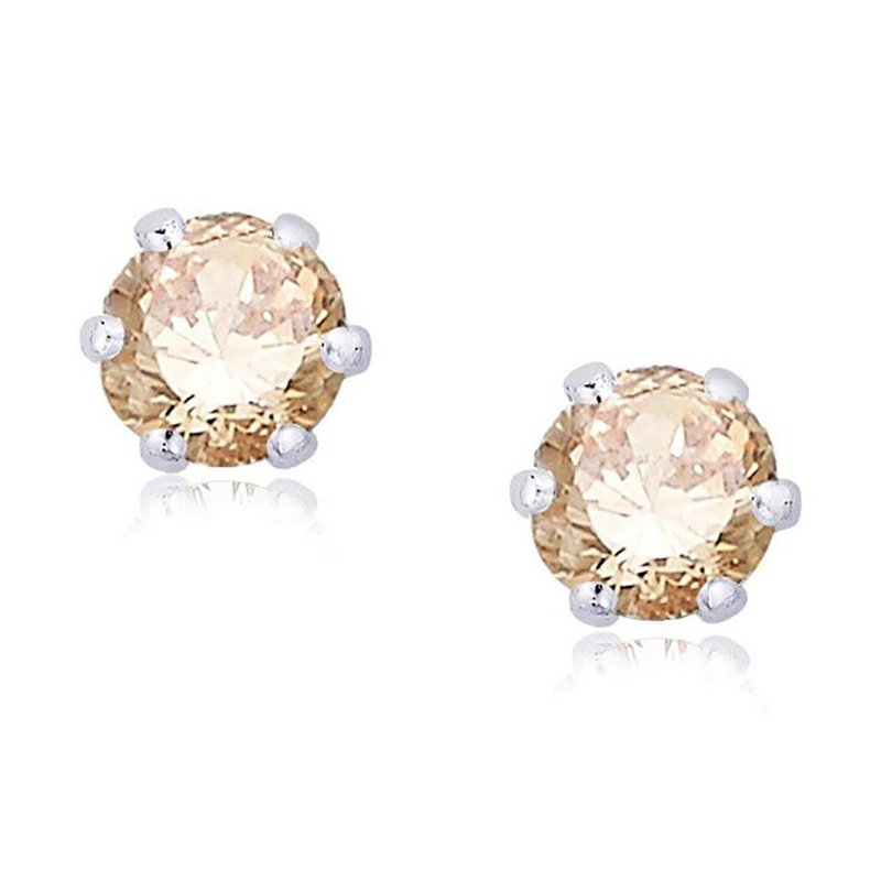 92.5  SILVER EAR STUD FOR LADIES