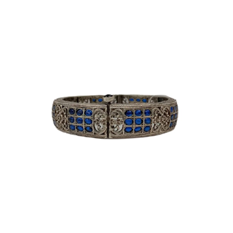 92.5 SILVER BANGLE FOR PARTY WEAR FOR GIRLS