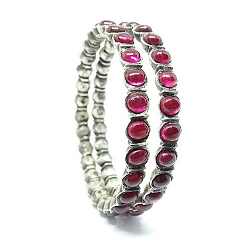 925 SILVER TRADITIONAL BANGLE FOR WOMEN