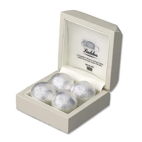 92.5 SILVER LADOO FOR POOJA