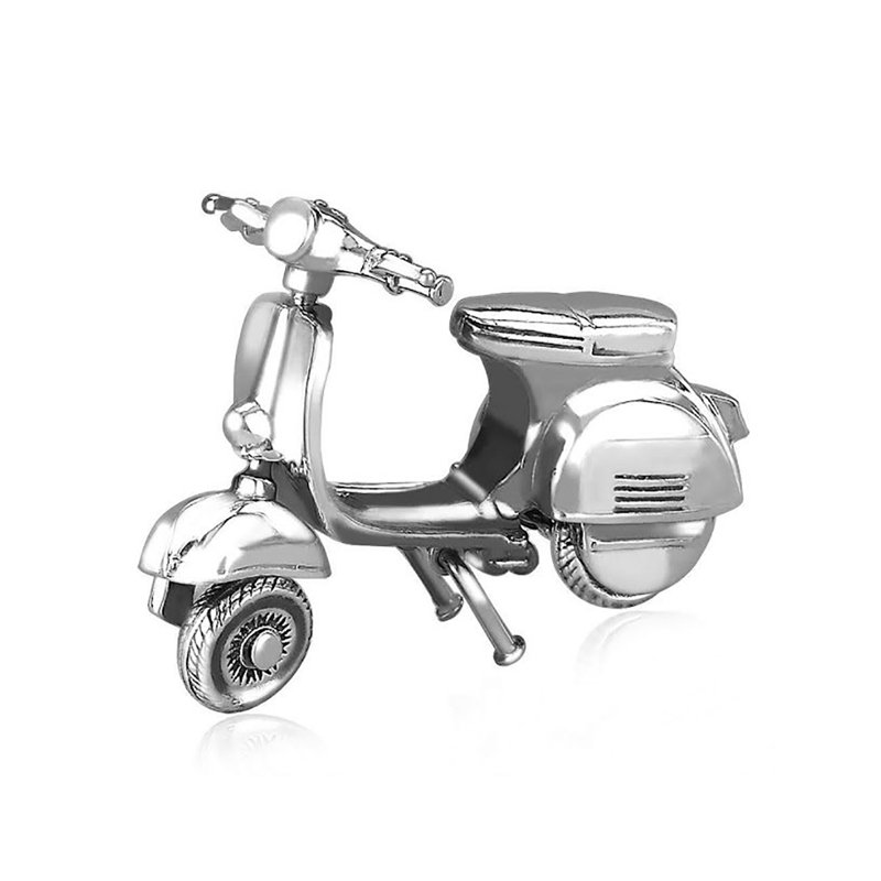 925 SILVER SCOOTER FOR GIFT