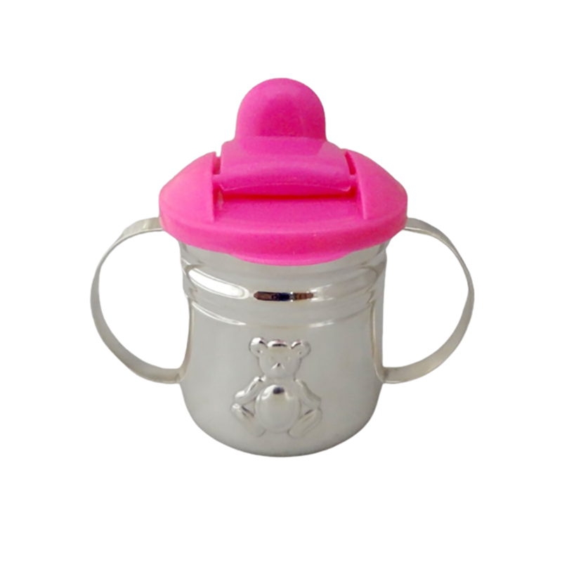 SILVER SIPPER FOR BABY 9.25 PURITY