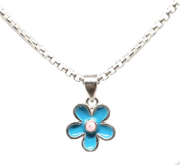 92.5 SILVER STYLES CHAIN FOR KIDS