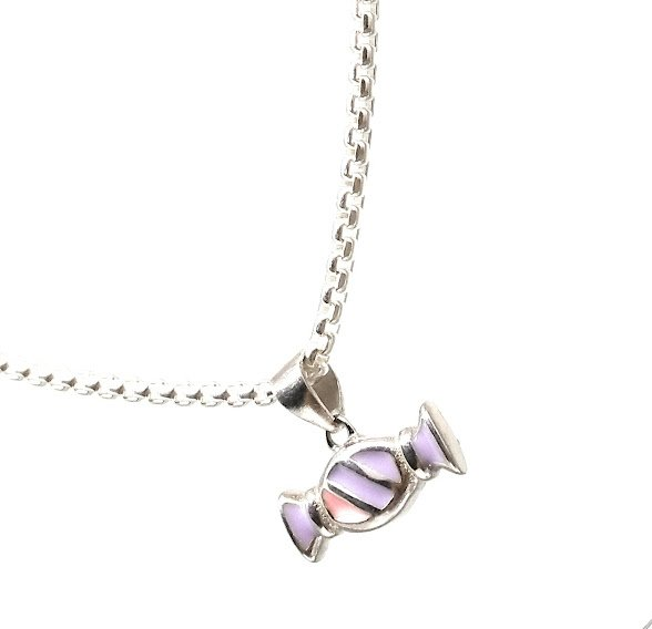 92.5 UNISEX SILVER CHAIN STYLISH FOR KIDS