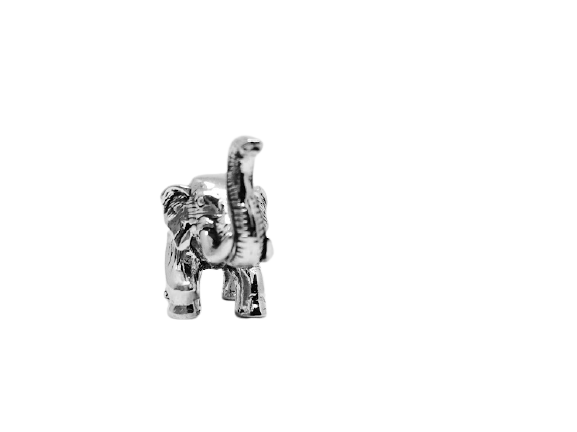 92.5 SILVER ELEPHANT FOR KIDS