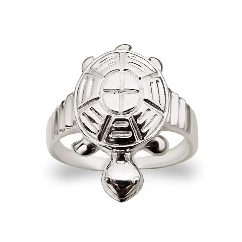 925.SILVER TORTOISE/TURTLE RING FOR UNISEX