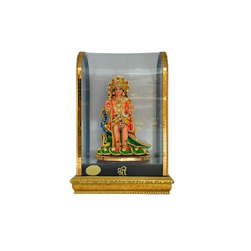 MURUGAN  IDOL WITH CABINET FOR HOME DECOR