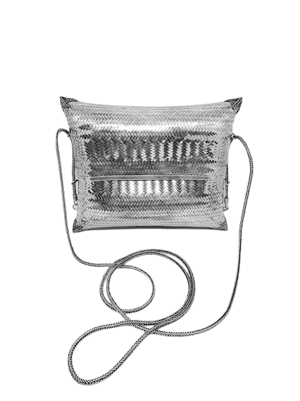 92.5 SILVER GIRLS PARTY PURSE