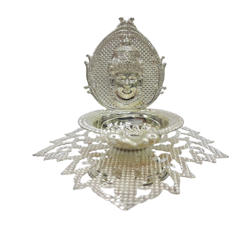 92.5 SILVER AMMAN LAMP  FOR HOUSEWARMING GIFT