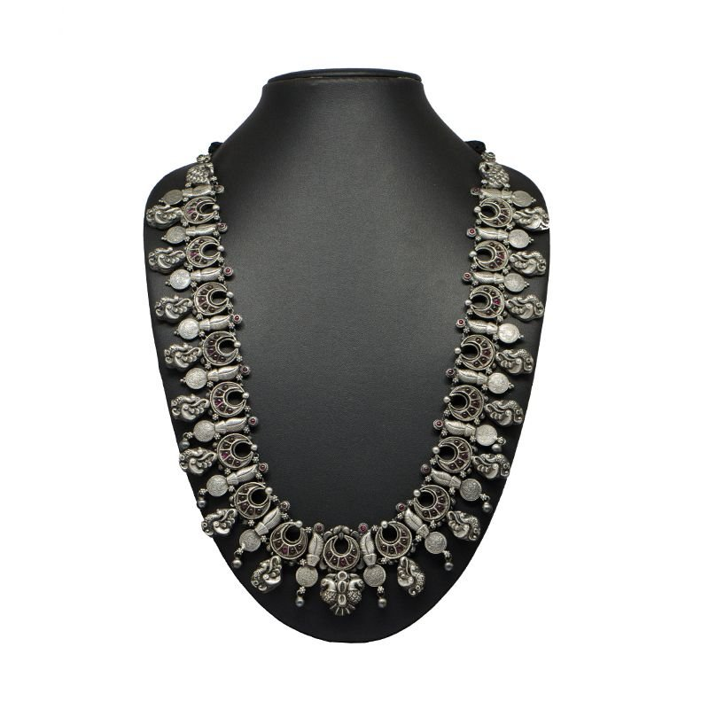 ANNAM MOON KAASU LONG NECKLACE FOR GIRLS