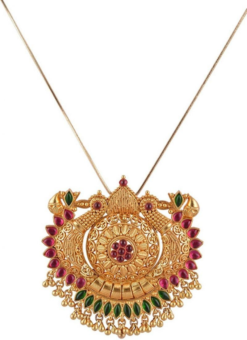 YELLOW GOLD CHAIN FOR WOMEN