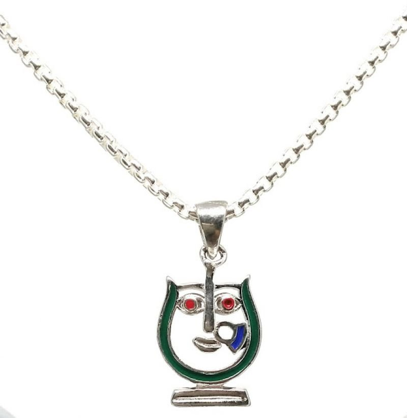 92.5 SILVER CHAIN PENDANTS FOR KIDS
